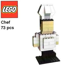 LEGO CHEF PICKABLE FIGURE Set Exclusive Store restaurant fig CE1