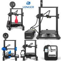 Longer 3D Printer LK4 Pro / LK1 / Cube 2 / LK2 / LK4 / DIY Kit DC 24V US Stock