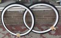 tires fit Schwinn jaguar typhoon American Corvette Panter 26 x 2 1 3/4 s 7 pr