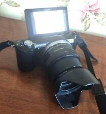 Sony Alpha a5000 20.1MP Digital Camera 1650mm Retractable Lens