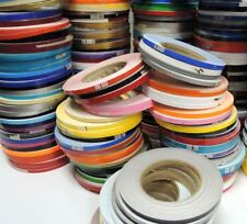 Solid 50m Roll, Sticky Self Adhesive Pin Stripe Vinyl Decal Line Tape,