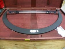 Starrett 42 48 Outside Micrometer With Interchangeable Anvils