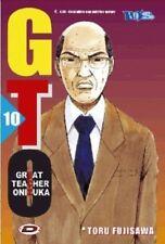 manga DYNAMIC DYNIT   GTO GREAT TEACHER ONIZUKA numero 10