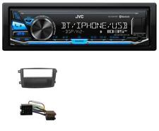 JVC MP3 Bluetooth USB AUX Autoradio für Mercedes C-Klasse W203 CLK W209 Vito Via