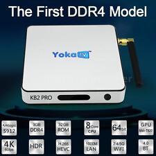 YOKA KB2 PRO Android 6.0 Octa Core Smart Media TV Box Amlogic S912 3GB+32GB Wifi