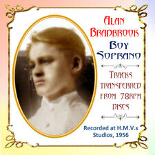 Alan Bradbrook - Boy Soprano - On Wings of Song - Temple Church Soloist 1958