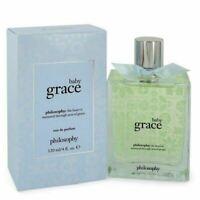 Baby Grace By Philosophy 4 fl. OZ. EDP Spray New In Box Sealed