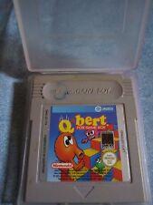 Q BERT per Nintendo GAME BOY  Ita