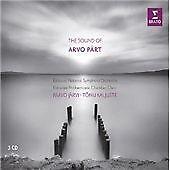 The Sound of Arvo Pärt  CD NEW