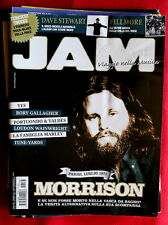 The DOORS on cover of JAM Magazine Italy #183 YES Dave Stewart  FILLMORE