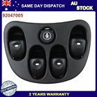 4 Button New Electric Power Window Switch For Holden Commodore VT VX 1999-2003