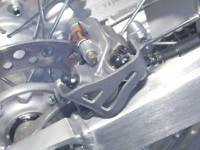 WORKS ALUM REAR CALIPER GUARD CR/RM/DR-Z Fits: Honda CR125R,CR250R Kawasaki KLX4