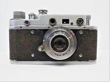 Zorki S(C) - telemetro con Industar-22 50mm f:3,5 - 1957