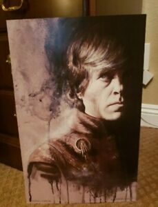 Tyrion Lannister Game Of Thrones Print