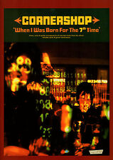 CORNERSHOP WHEN I WAS BORN FOR THE 7TH TIME Piano Vocal Guitar Sheet Music Book