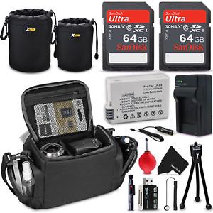 Professional Accessories for Canon Rebel T5i T4i T3i T2i EOS 700D 650D 600D 550D