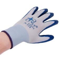 Pop Hot Nylon Nitrile Rubber Gloves Anti-static Palm Coated Work Safety Gloves J