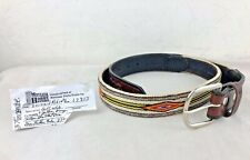 Hitched Horsehair belt