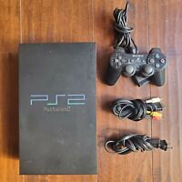Sony PlayStation 2 / PS2 Game Console Bundle - SCPH-30001