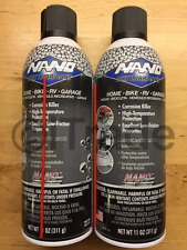 *Lot of 2* Nano Dry Lubricant NDT11D Auto Home RV Garage 11-oz FREE Shipping