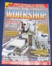 MODEL ENGINEERS WORKSHOP NO.206 SEPTEMBER 2013 - CUTTING SPLINES ON A SHAPER