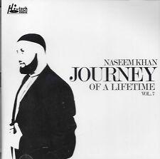 NASEEM KHAN - JOURNEY DE UNA DE POR VIDA - VOL. 7 - NUEVO NAAT CD