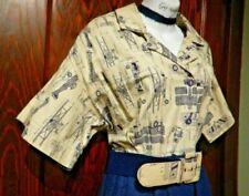 Vestiti vintage da donna multicolore da Stati Uniti