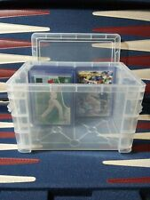 Toploader Storage Vaults - NEW FOR BASEBALL CARDS IN TOPLOADERS * BACK IN STOCK