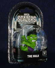 "NECA Scalers Series 4 - INCREDIBLE HULK 2"" Mini Figure Marvel Comics Avengers"