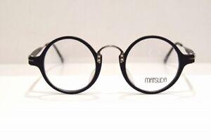 Matsuda 2818 col.Black Vintage Eyeglasses Sunglasses New