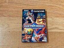 Custom Robo Battle Revolution Nintendo GameCube NTSC-J Japan Import