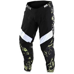 Troy Lee Designs SE PRO Pants Tld Mx Motocross Dirt Bike Atv DYENO GLO GREEN