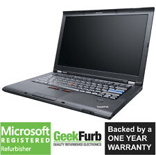 "Lenovo ThinkPad T410s 14.1"" Core i5-M520 2.4GHz  4GB RAM 160GB HDD Win 10 Pro"