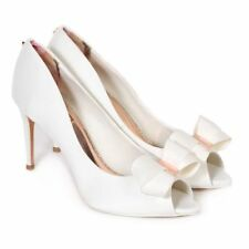 Ted Baker Satin Peep Toes Heels for Women