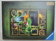 "DISNEY VILLAINOUS Maleficent JIGSAW PUZZLE 1000 pieces Ravensburger 27""x20"""