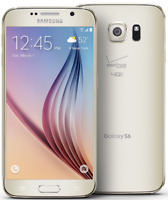 Samsung Galaxy S6 G920V 32GB Verizon  Smartphone Gold