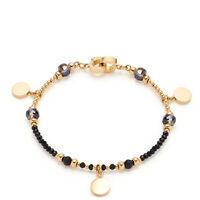 Leonardo Schmuck Armband Cesira 018305 Clip&Mix Darlin´s Armkette Farbe Gold