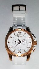 White NOA Skandar 45mm Rose Gold, Chronograph, Sapphire Crystal Watch SKCH 003
