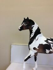 "CM Custom Breyer Model Horse ""Have Your Own Idea Painted "" byJanice Flynn!!!"