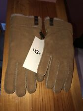 Ugg sheepskin tenney gloves Women's size Large MSRP $140