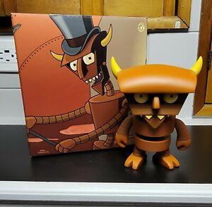 "Kidrobot Futurama Robot Devil 6"" Vinyl Figure"