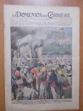 Sunday courier 34/1921 Mahatma Gandhi, Flood closed (Bz), courmayer