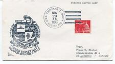 1966 Navy Deep Freeze Seapower Supports Science Task Force Thomas J. Gary Cover