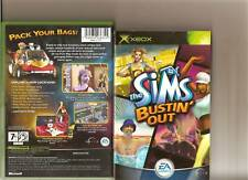 THE SIMS BUSTIN OUT XBOX / X BOX