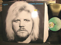 EDGAR FROESE Ages 2 LP virgin '78 uk Tangerine Dream synth double gate import !!