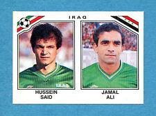 MEXICO 86 - Panini -Figurina-Sticker n. 108 - SAID#ALI - IRAQ -Rec