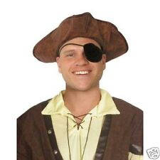 Brown Distressed Pirate Hat, Blackbeard, High Seas, Treasure, Theatre 1162401