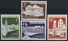 Luxembourg 1975 SG#943-6 Architectural Heritage Year MNH Set #D1357