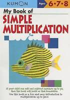 My Book of Simple Multiplication (Kumon Workbooks) by Kumon Publishing