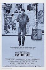 TAXI DRIVER - MOVIE POSTER - 24x36 - ROBERT DE NIRO 50990